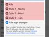 Nutzersteuerung - Filter für Inhalte