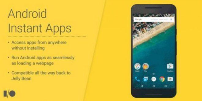 Android Instant Apps jetzt direkt im Google Play Store verfügbar