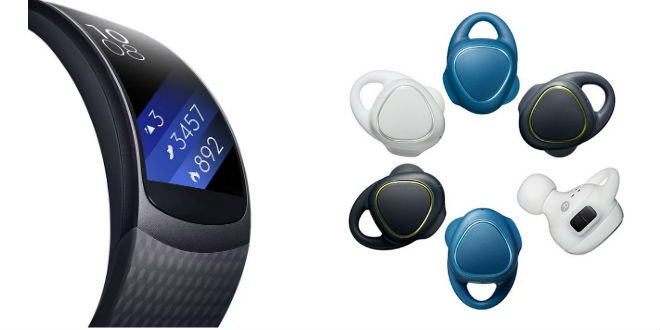 Photo of Samsungs Mobilmacher: Gear Fit2 und Gear IconX für unbeschwerten Sportspass