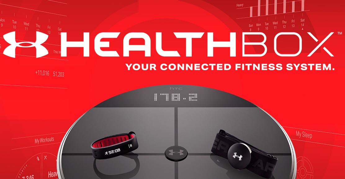 Photo of HTC und Under Armour bringen das Fitness-Packet UA HealthBox nach Europa