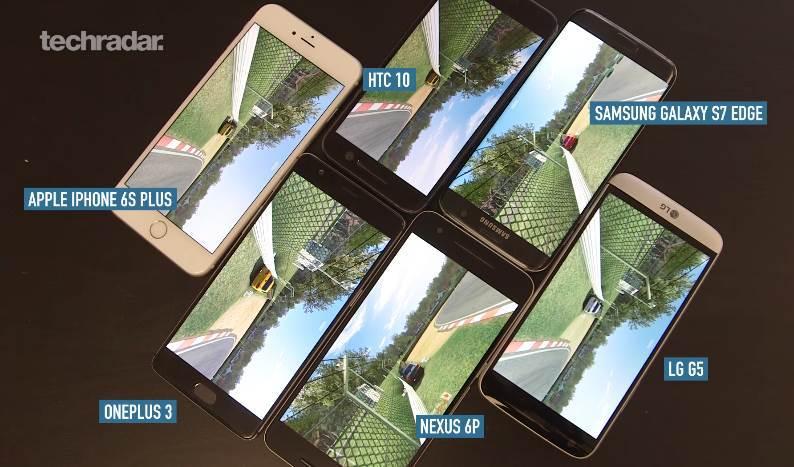 Photo of Android: Wie lange halten die Smartphones beim gamen durch?
