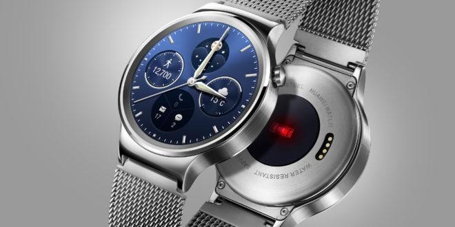 Im Test: Die hochwertige und edle Huawei Watch