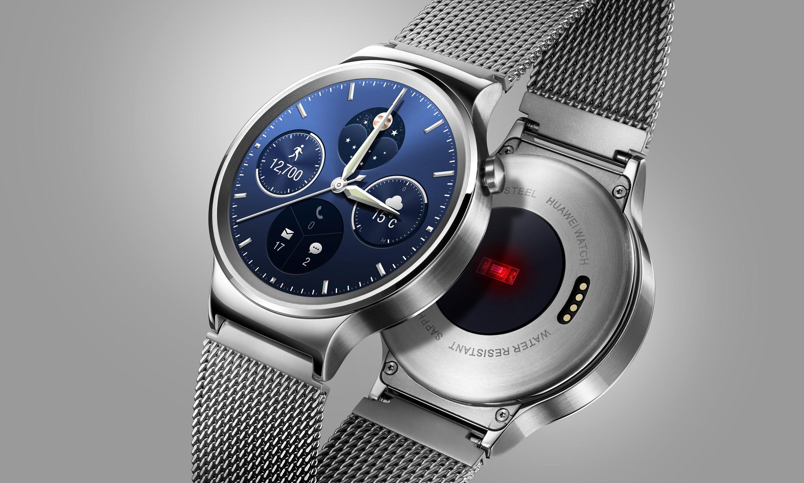 Photo of Im Test: Die hochwertige und edle Huawei Watch