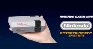 Nintendo Classic Mini: In kurzem Video vorgestellt