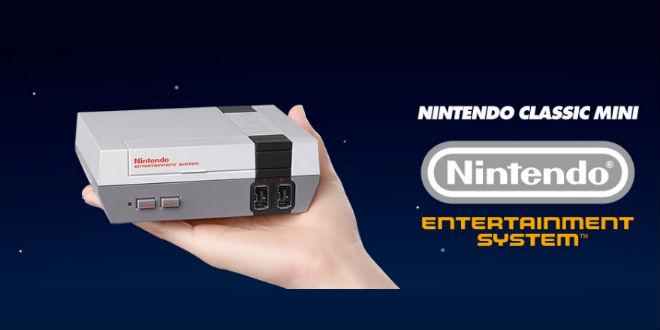 Nintendo Classic Mini: Kult-Konsole mit 30 Titeln kehrt zurück!