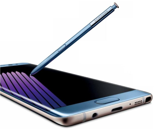 Photo of Samsung Galaxy Note 8: Fingerabdrucksensor nicht unter Display verbaut