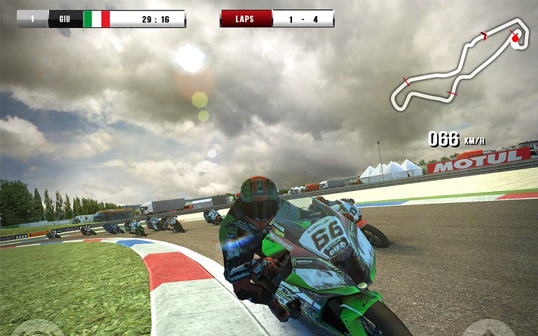Photo of SBK 16 Mobile Game – Nervenkitzel auf zwei Rädern