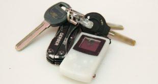 Nettes Gadget: GameBoy für den Schlüsselbund