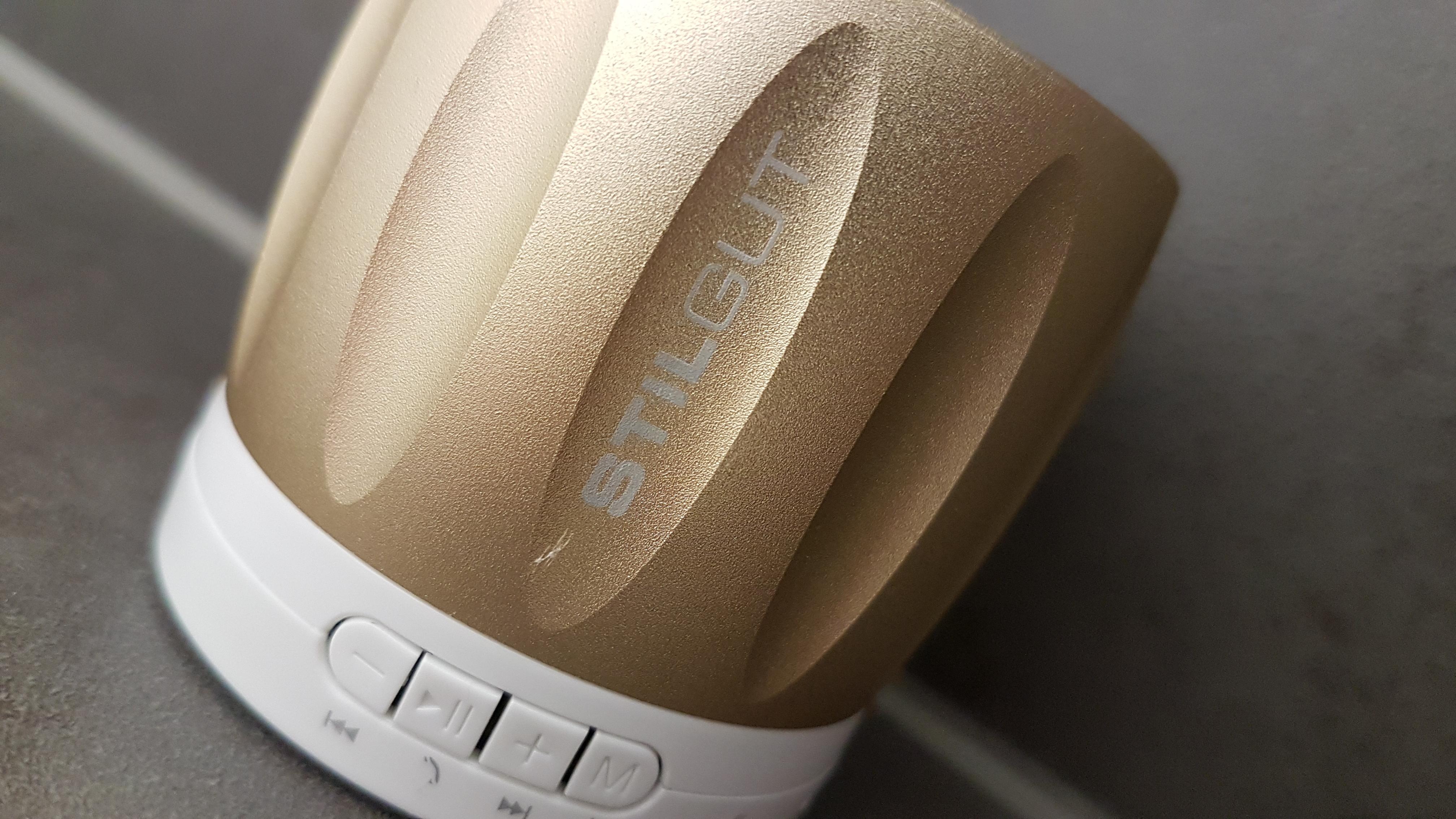 Photo of StilGut Bluetooth-Lautsprecher YBL-202 im Test