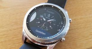 Amazon Prime Day: Samsung Gear S3 classic und frontier für nur 235 Euro