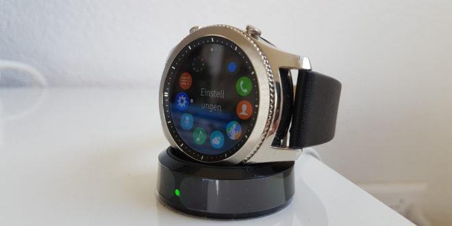 Samsung Gear S3 frontier/classic sollen Update auf Tizen 3.0 erhalten
