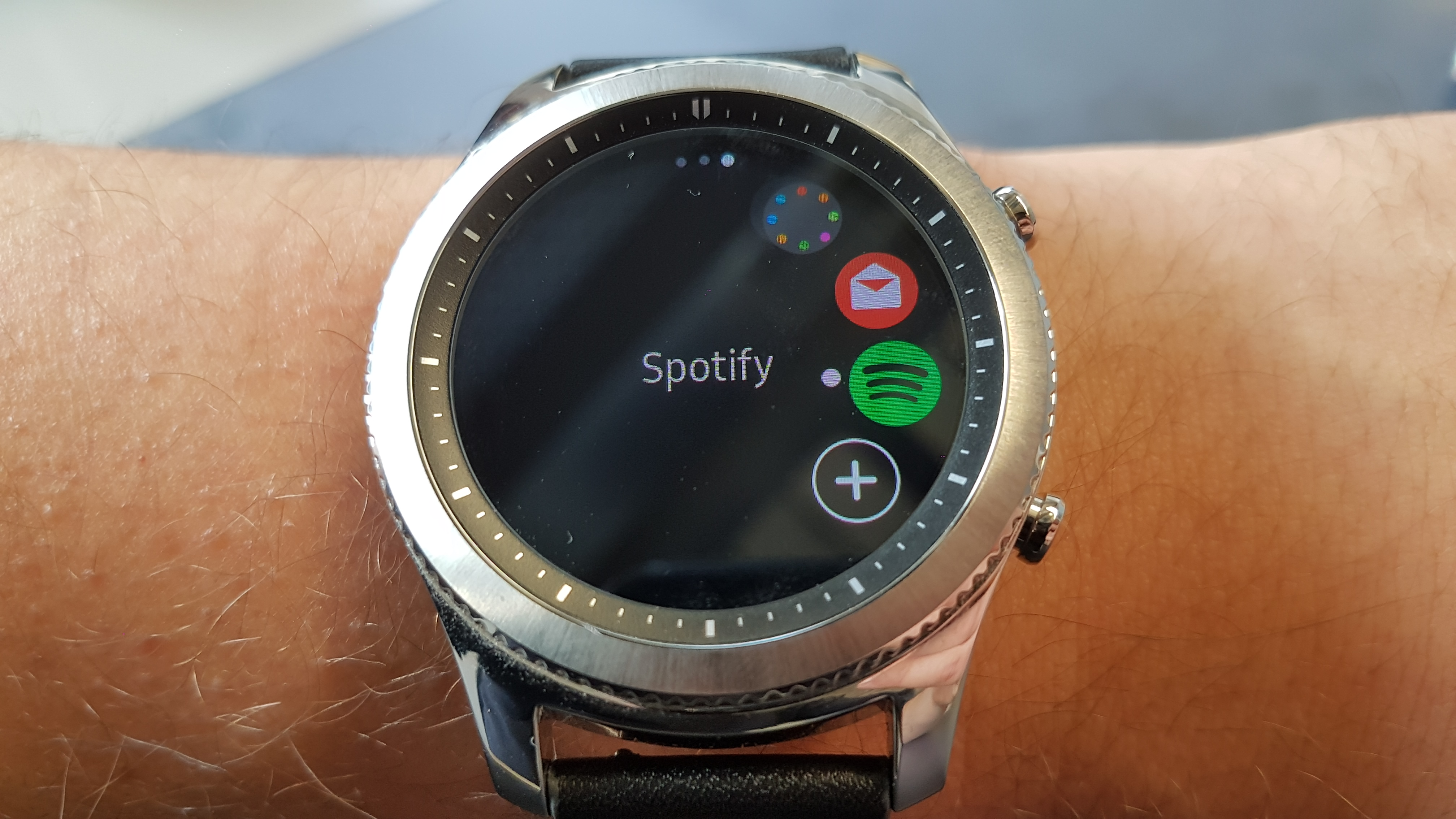 Photo of Samsung Gear S2/Gear S3: Spotify-App ab sofort verfügbar