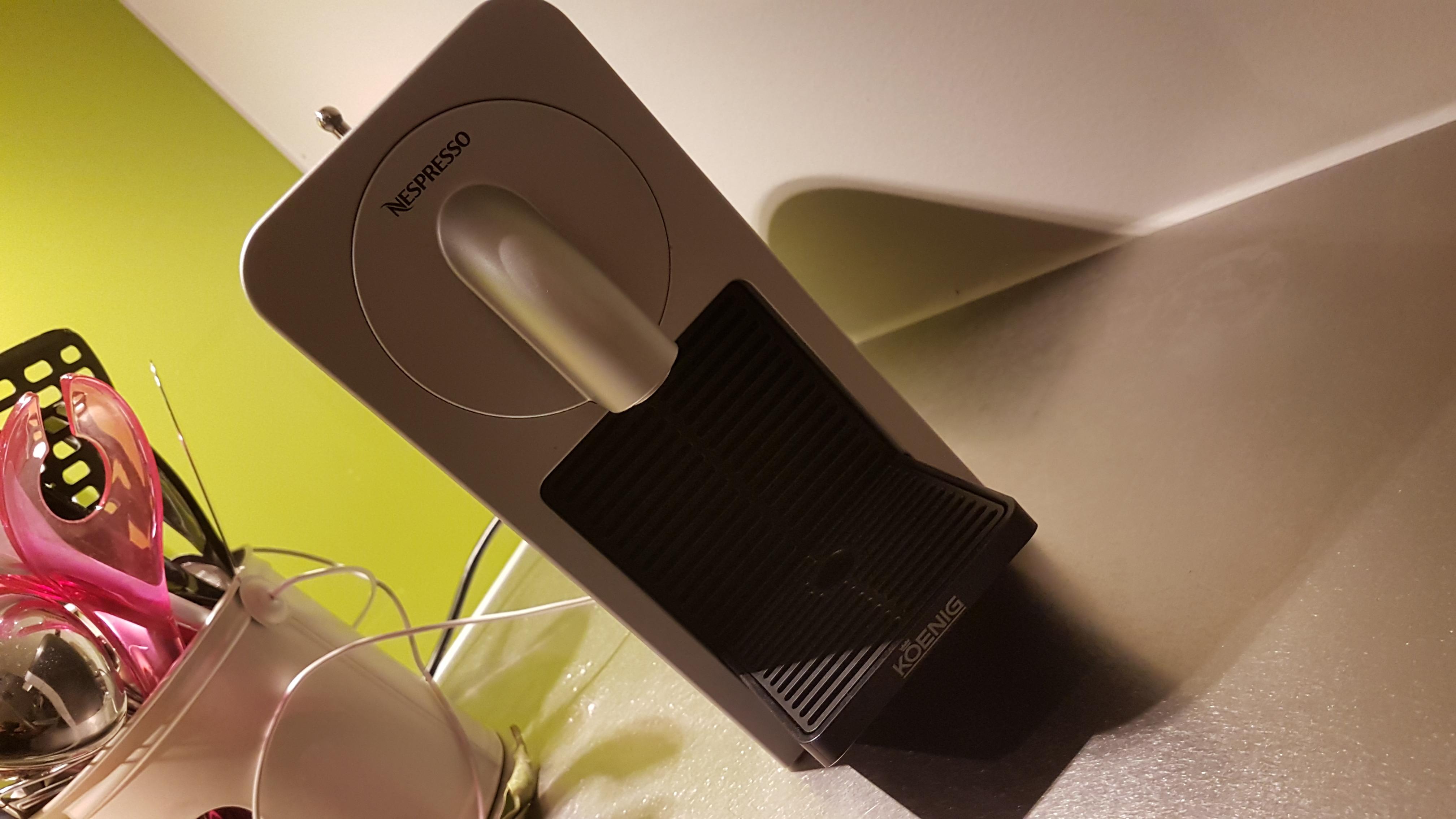 Photo of Koenig Nespresso Prodigio im Test – Die Kaffeemaschine mit Bluetooth