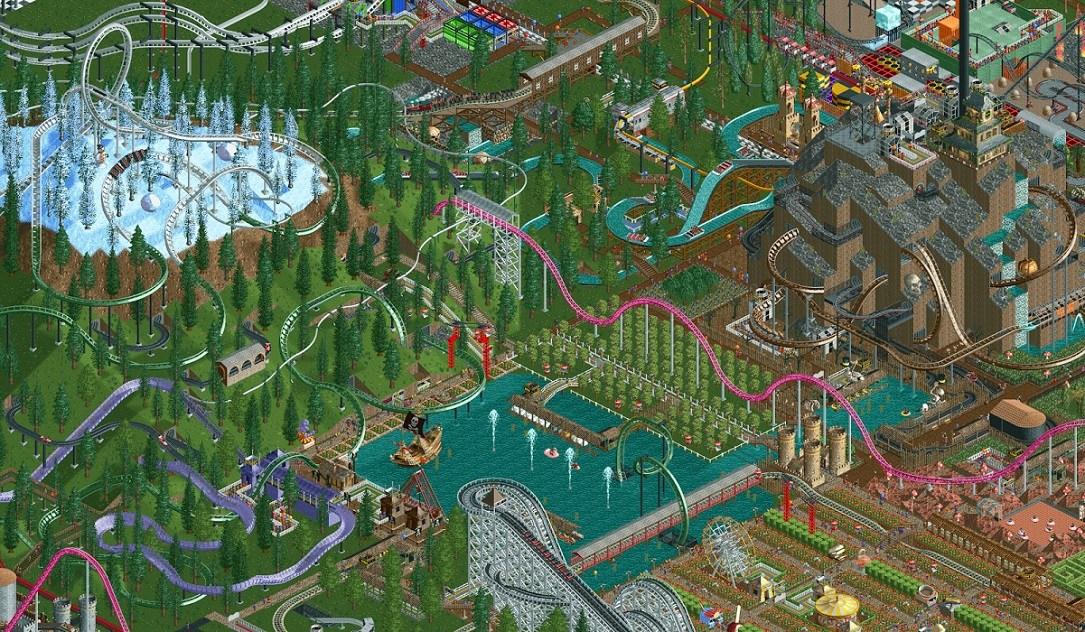 Photo of RollerCoaster Tycoon Classic ab sofort für Android und iOS erhältlich ?