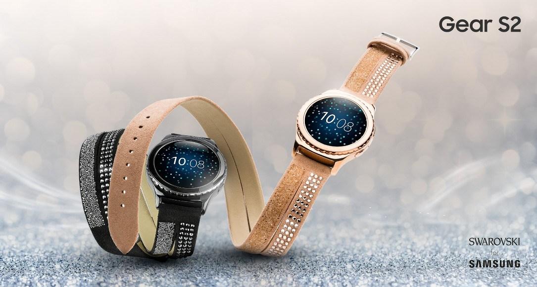 Photo of Samsung Gear S2 classic : Swarovski bringt neue Uhrenarmbänder auf den Markt