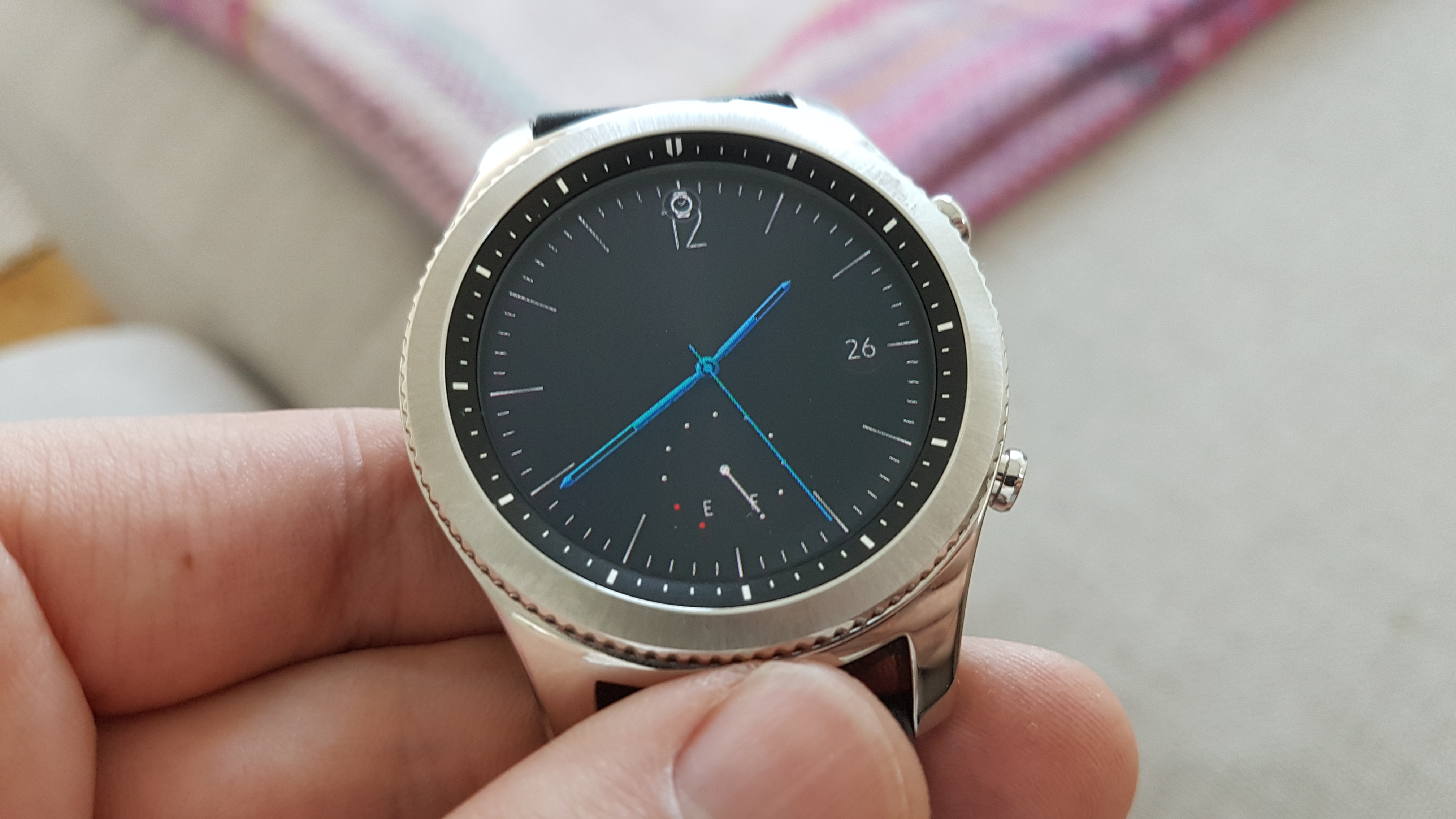 Photo of Samsung Gear S3 Classic im Test