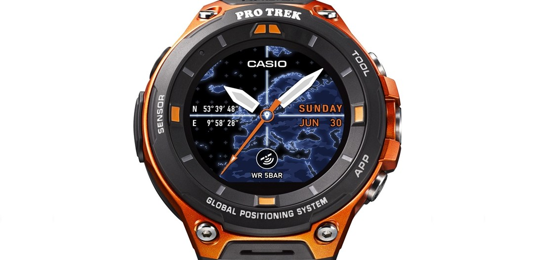 Photo of Casio WSD-F20 mit Android Wear 2.0 und GPS vorgestellt