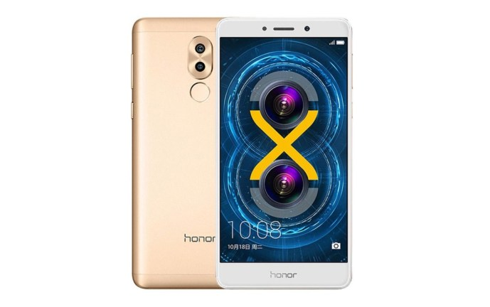 Photo of Honor 6X: Android 7 Nougat mit EMUI 5.0 folgt im 2. Quartal 2017