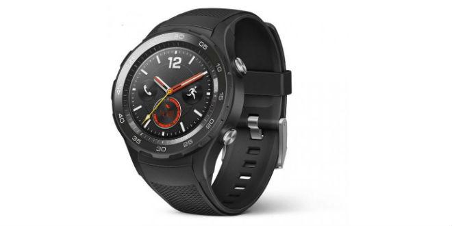 Huawei Watch 2 offiziell vorgestellt