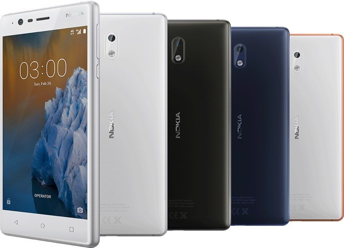 Photo of Nokia 3 bekommt ab jetzt auch Android 7.1.1 Nougat