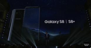 Samsung Galaxy S8(+) bekommt neues Firmware-Update spendiert