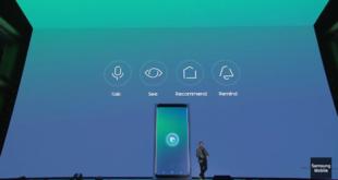 Samsung: Der smarte Lautsprecher soll die Konkurrenz in den Schatten stellen