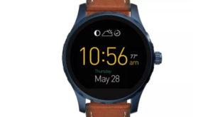 Fossil rollt Android Wear 2.0 für vereinzelte Smartwatches aus