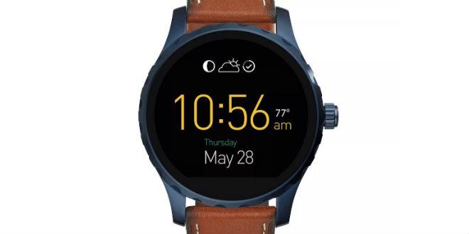 Photo of Fossil rollt Android Wear 2.0 für vereinzelte Smartwatches aus