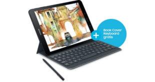 Samsung Galaxy Tab S3 vorbestellen und Book Cover Keyboard kostenlos erhalten