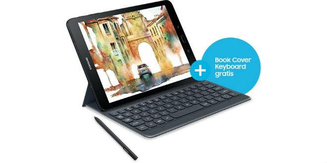 Photo of Samsung Galaxy Tab S3 vorbestellen und Book Cover Keyboard kostenlos erhalten