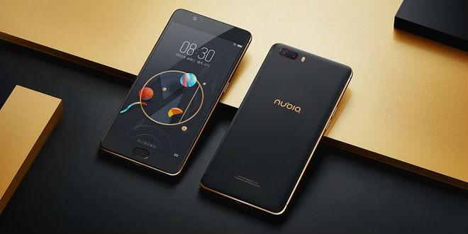 Nubia M2 mit 13 Megapixel Dual-Kamera und Snapdragon 625 in China vorgestellt