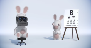 Ubisoft kündigt eine Rabbids-VR-Erfahrung für Daydream an