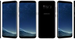 """Samsung Galaxy S8(+): Weiteres Firmware-Update korrigiert """"Rotstich"""" im Display"""