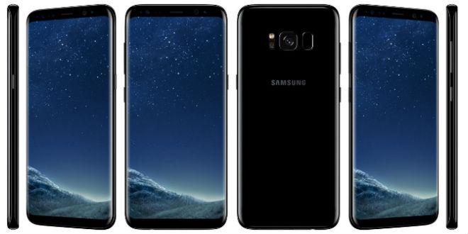 Samsung nimmt sich der Problematik des Iris-Scanners des Galaxy S8 an, Szenario wird als unrealistisch angesehen