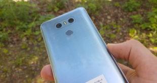 Schnäppchen-Alarm: LG G6 in Astro Black für 479 Franken