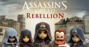 Ubisoft kündigt Strategie-RPG Assassin's Creed Rebellion für Android und iOS an