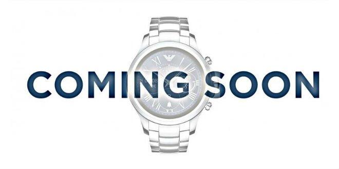 Emporio Armani bringt eigene Android Wear-Smartwatch auf den Markt