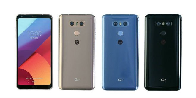 Photo of LG G6+ mit 128 GB Speicherplatz, Quad DAC und Wireless Charging offiziell vorgestellt