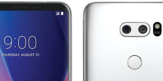 Photo of LG V30: Logo des Plus-Modells geleakt, Quad-DAC für alle