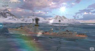 Fleet Glory: Neues Update bringt Flugzeugträger ins Spiel
