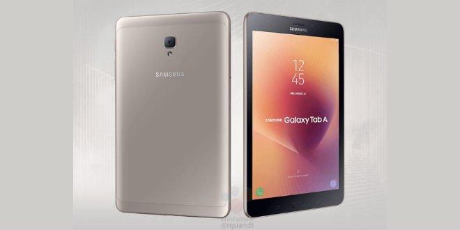 Samsung Galaxy Tab A 8.0 (2017): Bilder und Details zum neuen Tablet