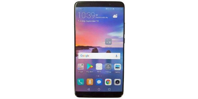 Photo of Huawei Mate 10 zeigt sich in voller Pracht1
