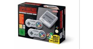 Nintendo: NES und SNES Classic Mini im 2018 wieder verfügbar!