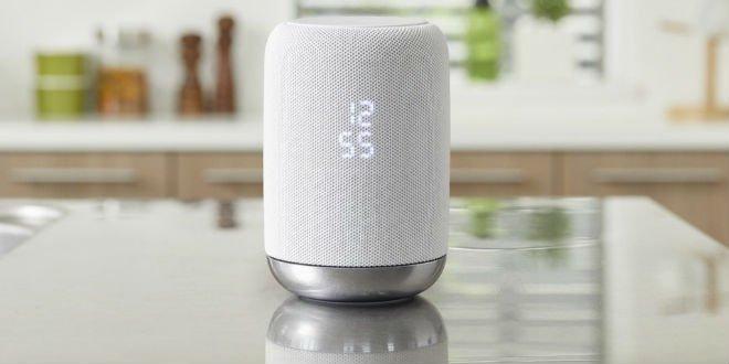 Photo of Sony LF-S50G: Smarter Lautsprecher mit Google Assistant angekündigt