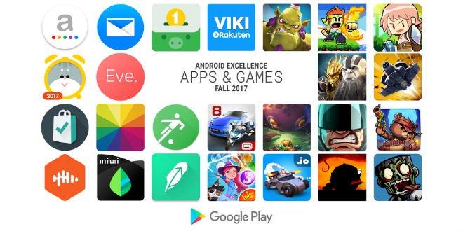 Android Excellence: Google zeichnet neue Apps und Games aus