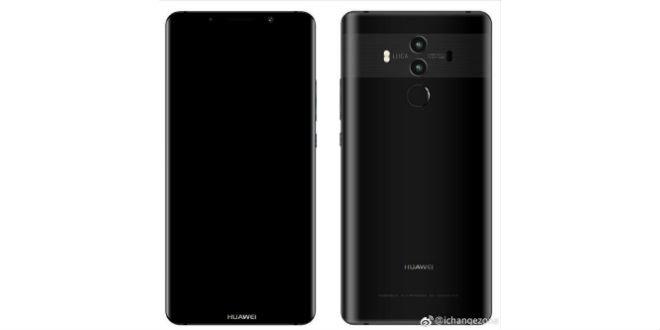 Photo of Huawei Mate 10 Pro zeigt sich auf Render-Bilder in Schwarz und Blau