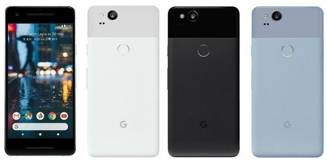 Photo of Google Pixel 2 und Pixel 2 XL zeigen sich und Details dazu