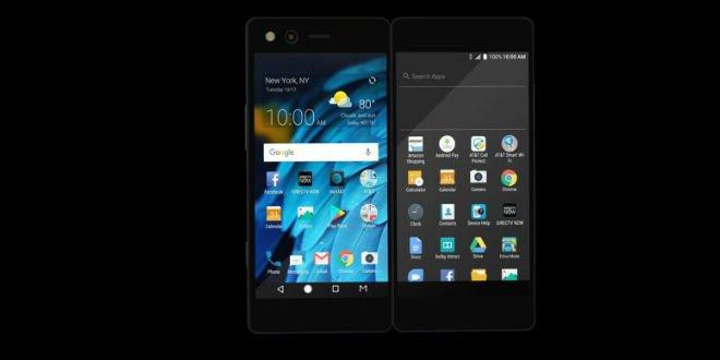 ZTE Axon M: Neues Smartphone mit zwei Displays vorgestellt
