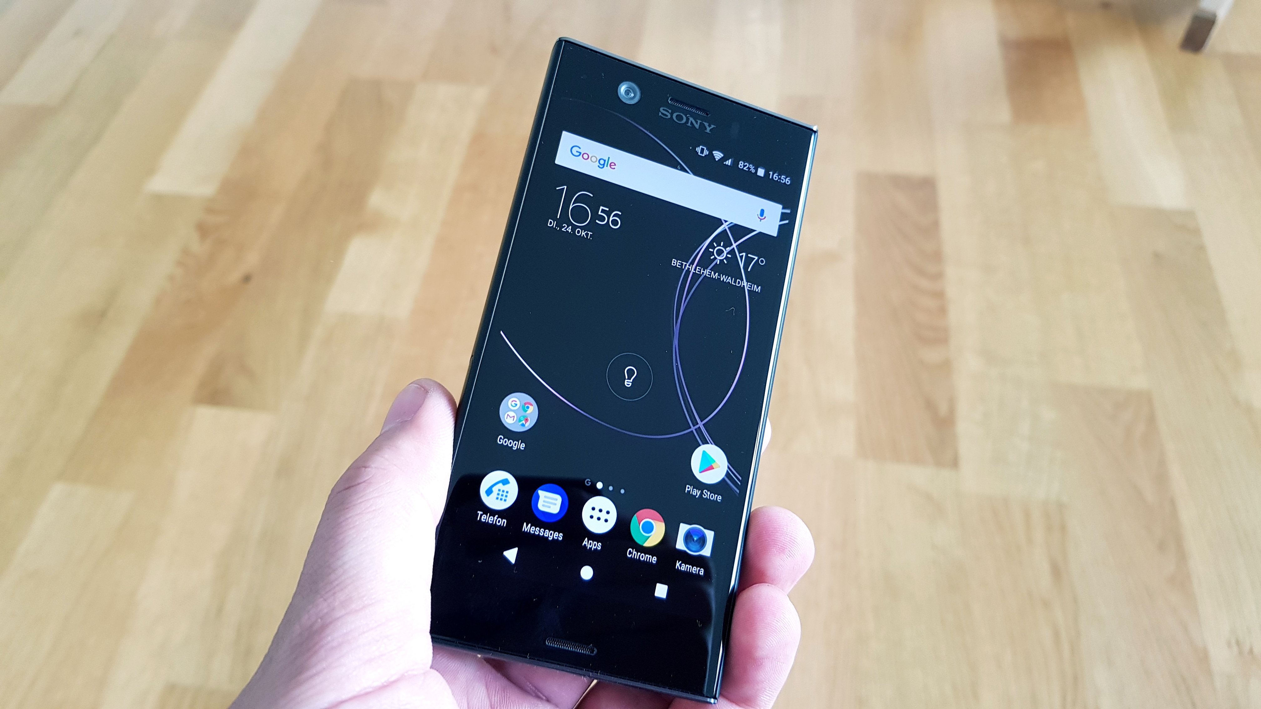 sony xperia xz1 compact im test klein aber oho. Black Bedroom Furniture Sets. Home Design Ideas