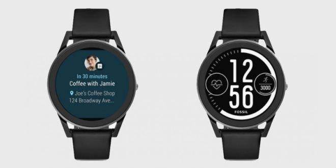 Fossil Q Control: Neue Android Wear 2.0-Smartwatch für 299 Euro vorgestellt